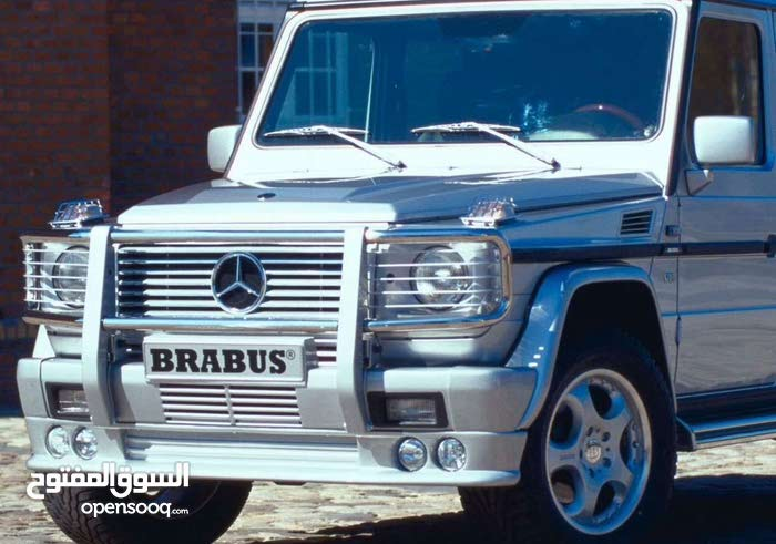 Mercedes Benz G 300 car is available for sale, the car is in Used condition