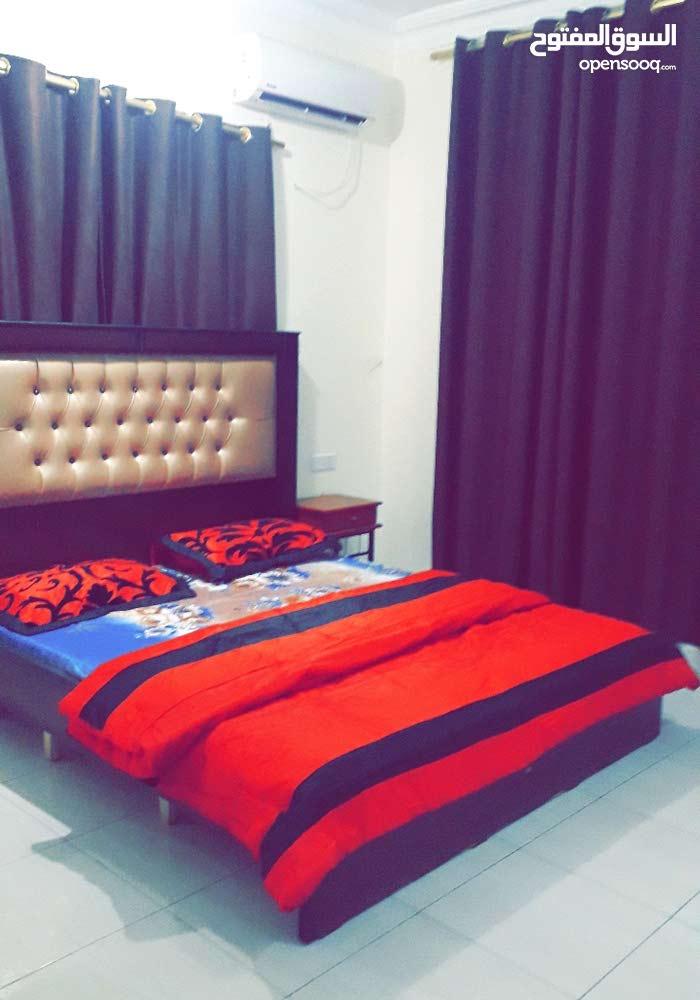 Al Atiba' neighborhood Aqaba city - 80 sqm apartment for rent
