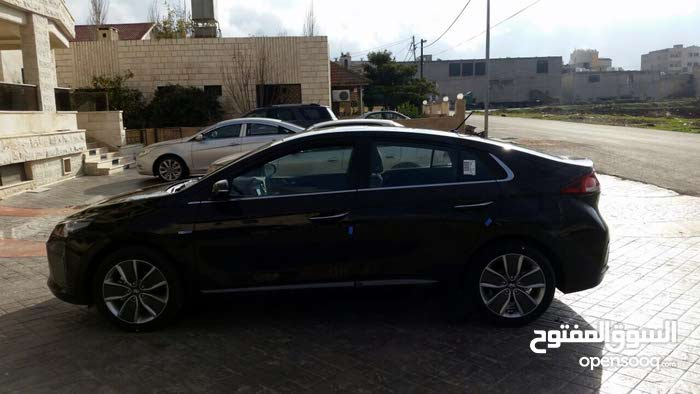 Hyundai Ioniq car is available for sale, the car is in Used condition
