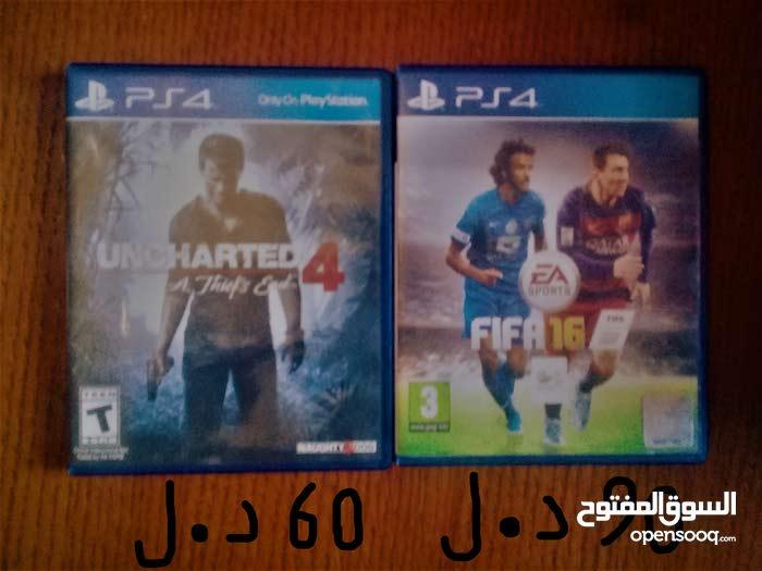 اقراص PS4 للبيع