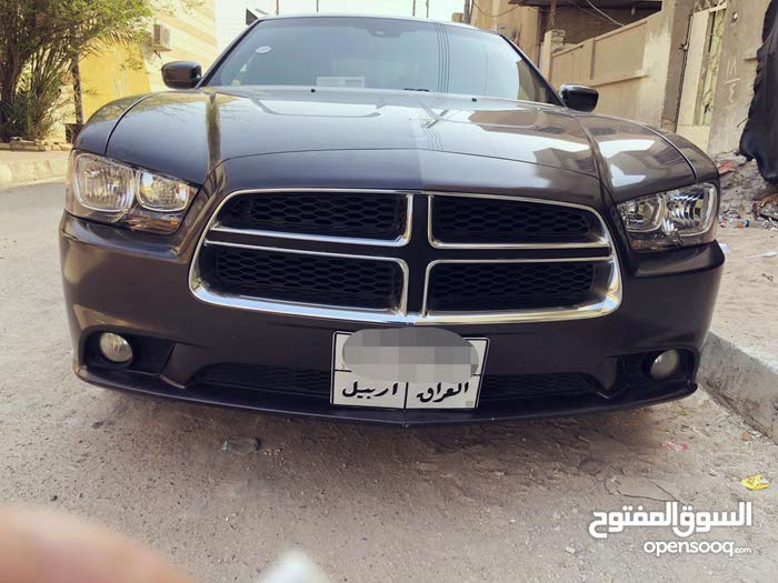 Automatic Brown Dodge 2014 for sale