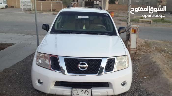 White Nissan Pathfinder 2008 for sale