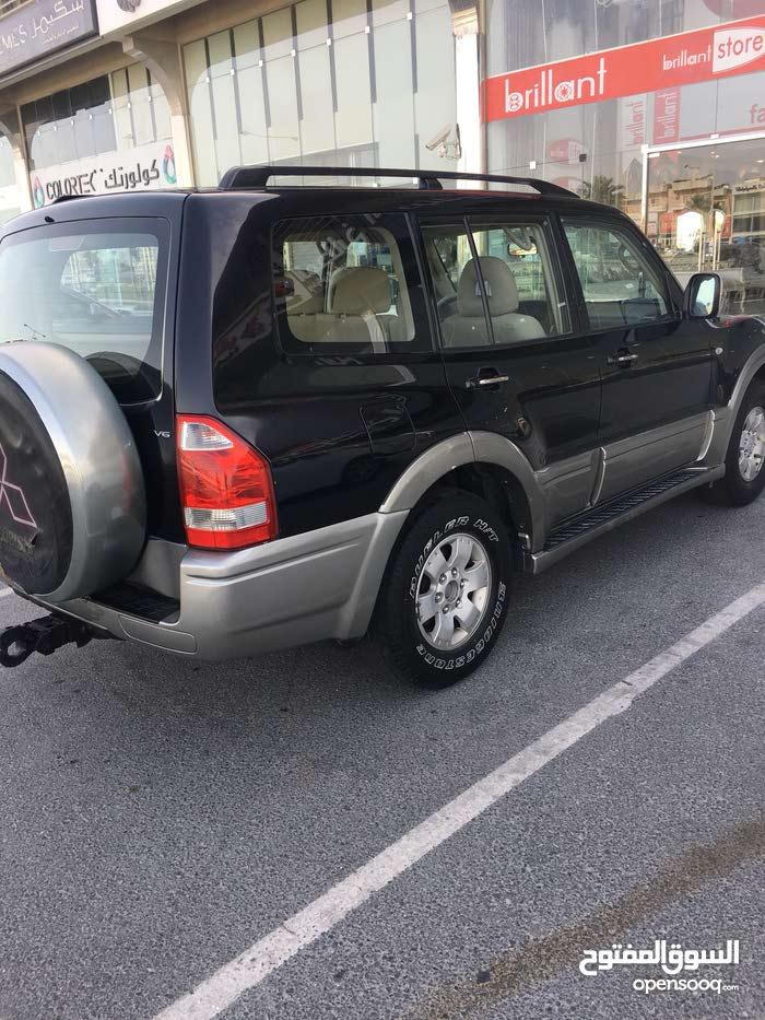 2005 باجيرو للبيع
