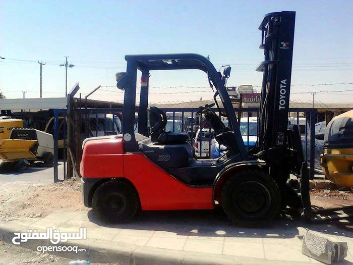 Used Forkliftsis up for sale at a special price