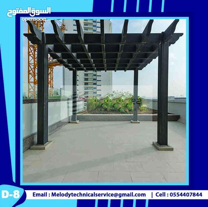 Melody Technical Services L L C Pergola Company in Dubai Wooden Pergola  Suppliers Pergola UAE