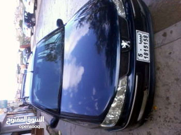 Used condition Peugeot 406 2003 with 1 - 9,999 km mileage