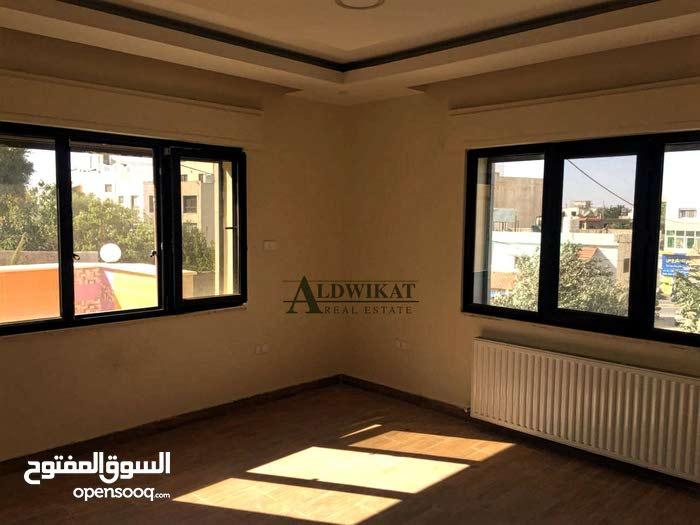 شقة تسوية للايجار  في دابوق (الدير) , مساحة البناء 220م - مساحة الترس 45م