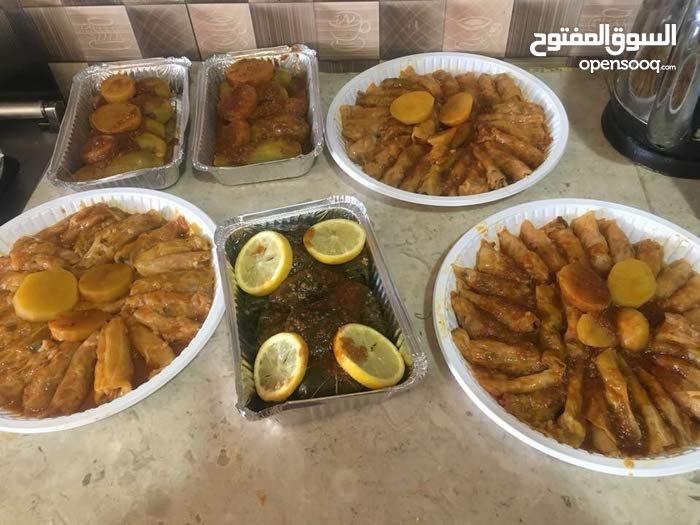 محاشي وأكلات مصريه