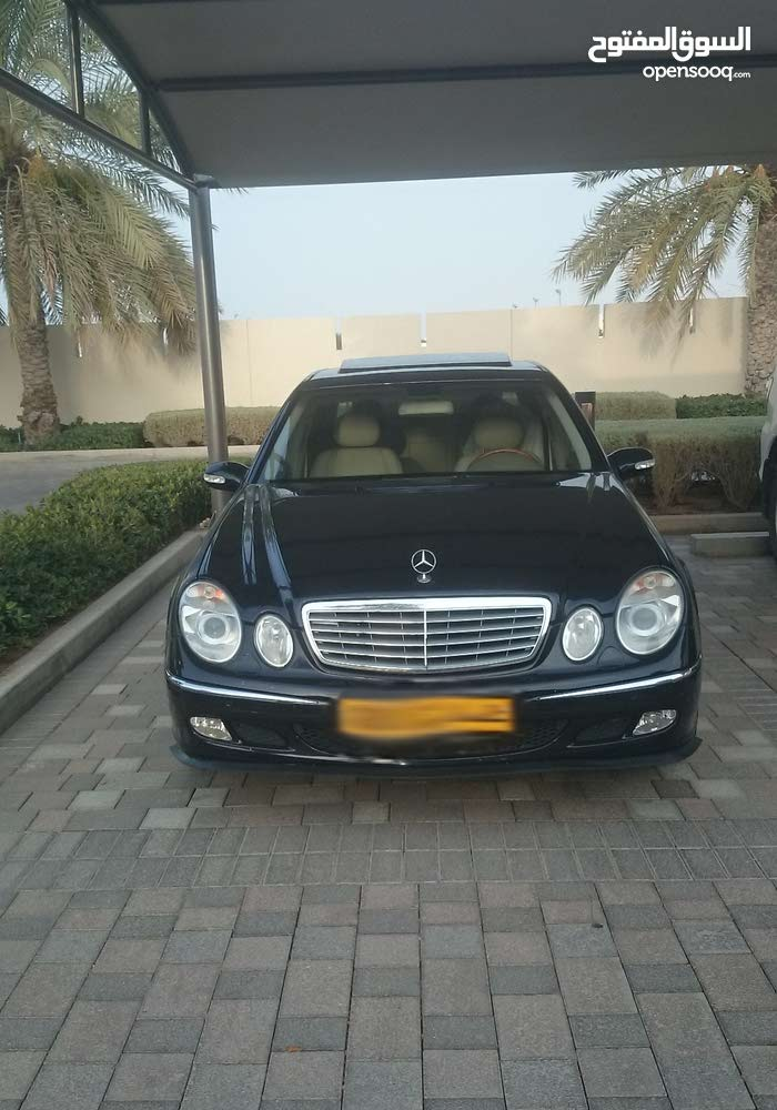 Used condition Mercedes Benz E 240 2005 with 190,000 - 199,999 km mileage