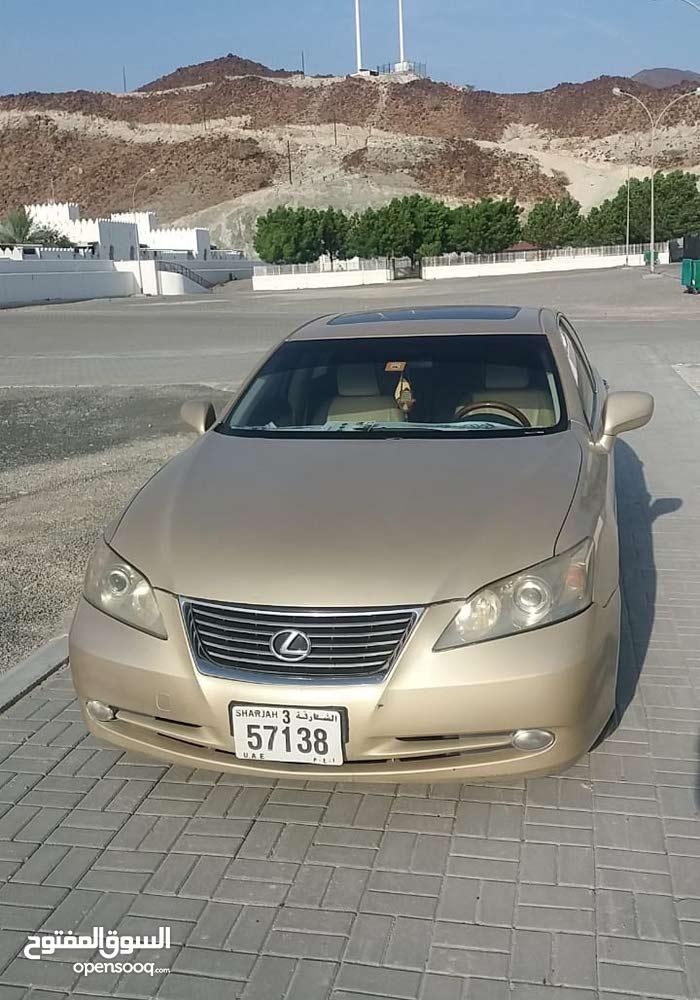 ES 2008 - Used Automatic transmission