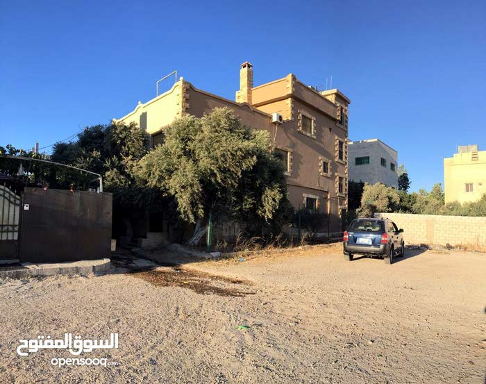 Villa property for sale Irbid - Honaina directly from the owner