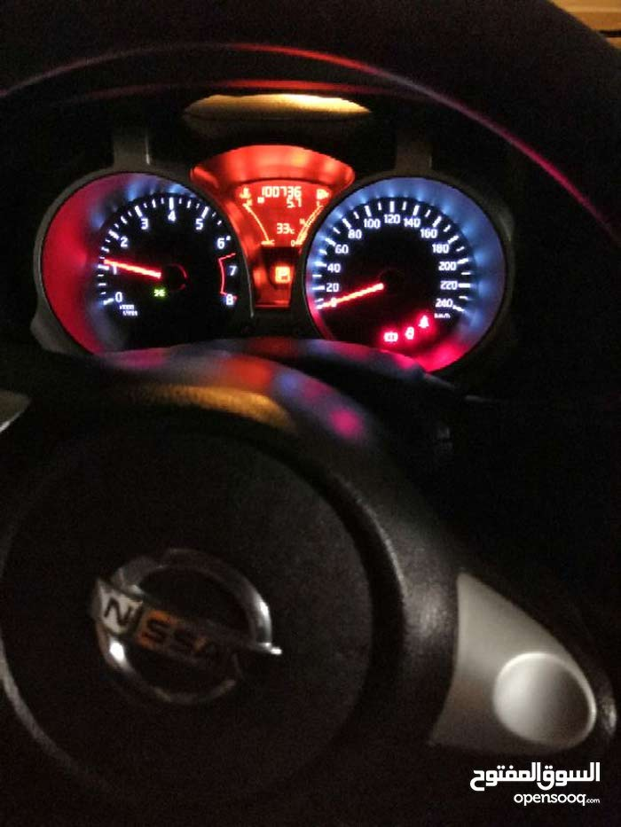 2015 Used Juke with Automatic transmission is available for sale