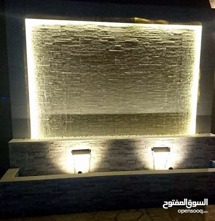 فيي حدائق وشلالات ونوفير أبو حمزه 0553201052