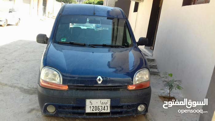 Manual Renault 1998 for sale - Used - Tripoli city