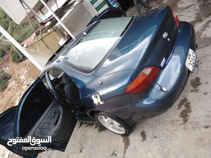 Automatic Hyundai 1995 for sale - Used - Ajloun city