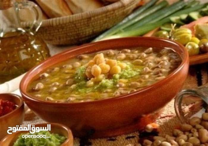 ابحث عن عمل انا معلم مطعم شعبي حمص وفول وفلافل درجة اولى