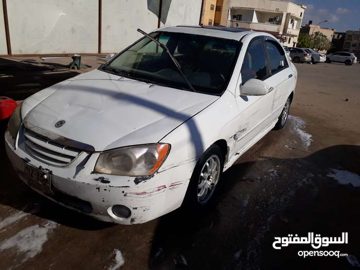 Kia Cerato made in 2005 for sale