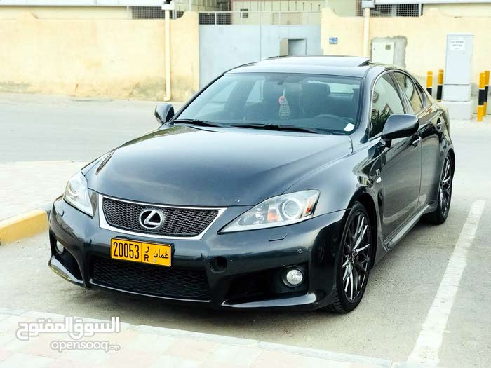 Used condition Lexus ISF 2011 with 1 - 9,999 km mileage