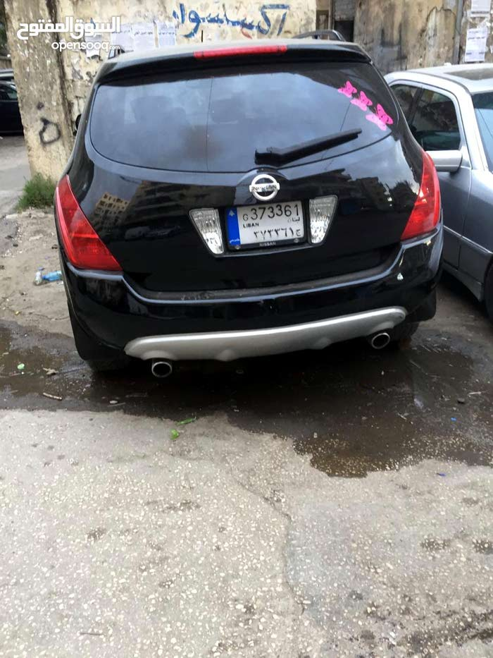 Nissan Murano 2003 in good condition
