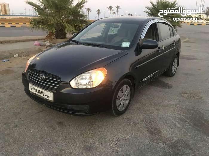 1 - 9,999 km Hyundai Accent 2009 for sale