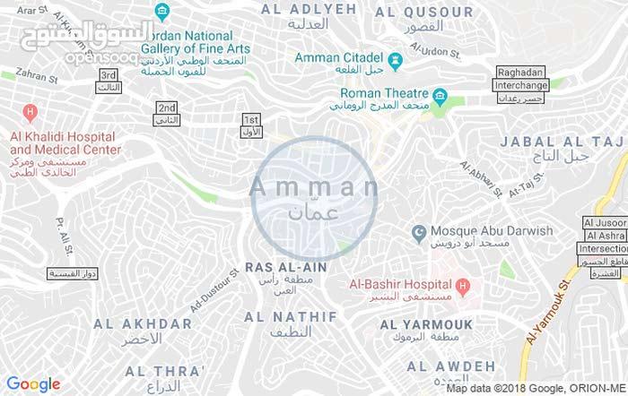 مطلوب محل للايجار بمطقة عمان الغربيه يصلح لصالون رجالي