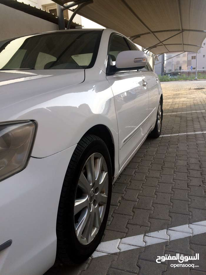 White Toyota Aurion 2008 for sale