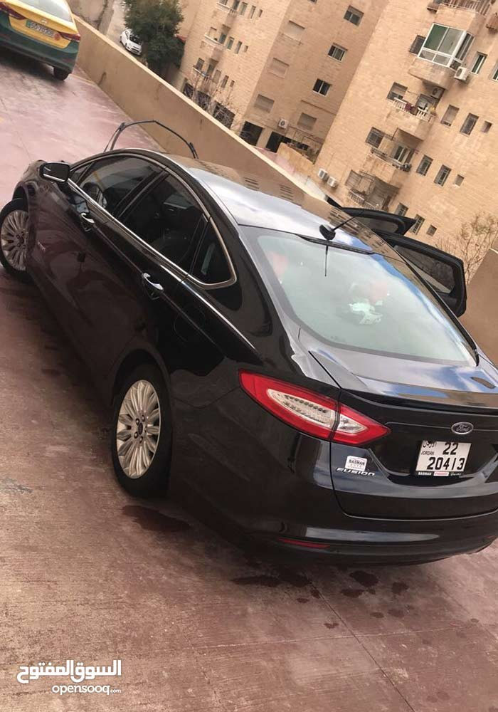 Used 2014 Fusion for sale
