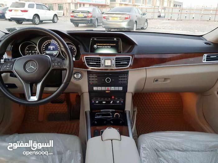 Mercedes Benz E 350 2016 For sale - Grey color