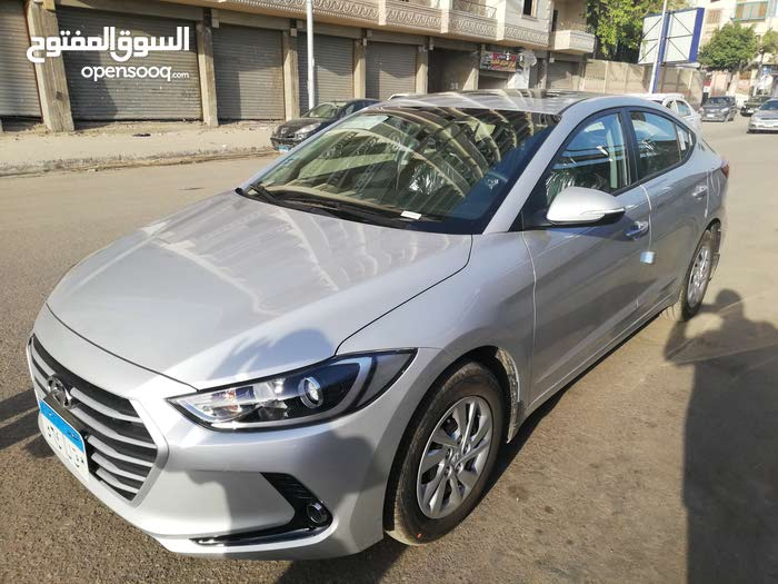 Rent a 2018 car - Cairo