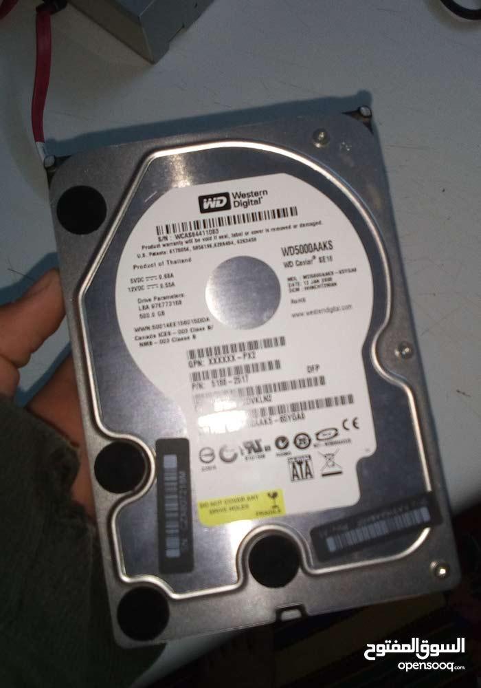 disque dur WD 500 gb bon etat