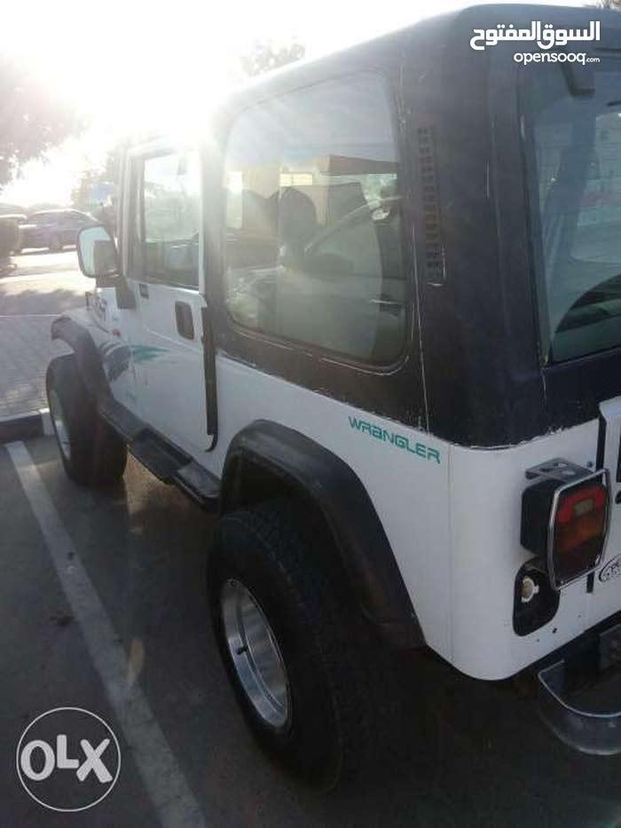 Manual Jeep 1994 for sale - Used - Suwaiq city