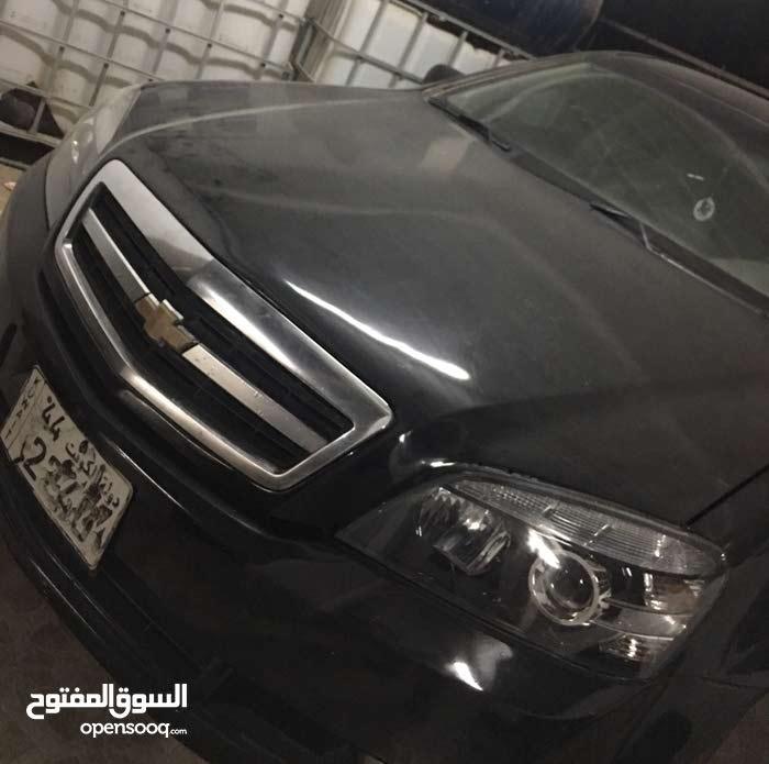 Chevrolet Caprice 2009 For sale - Black color