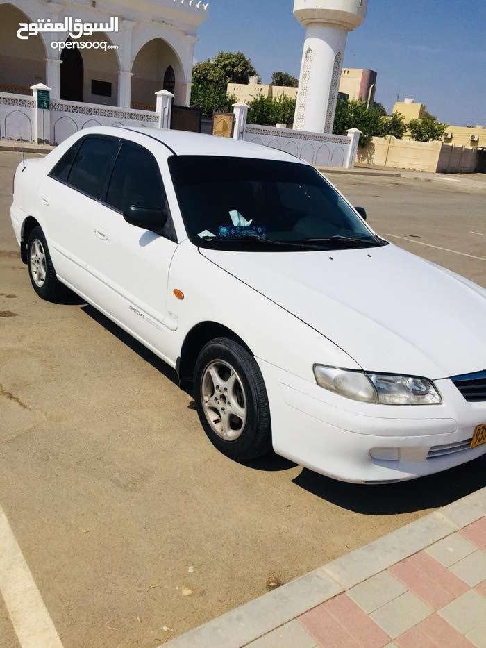 Mazda 626 car for sale 2002 in Sohar city