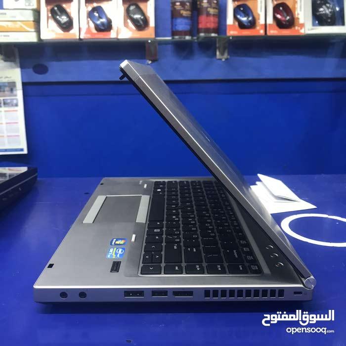لابتوب HP EliteBook 8470p بمعالج core i7 الجيل الثالث