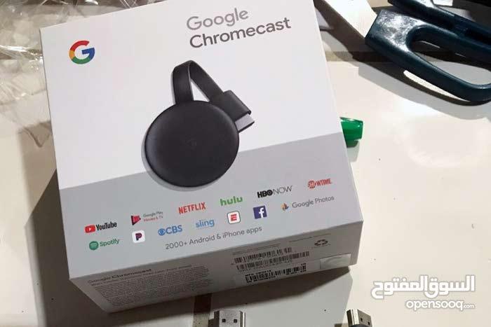 جوجل كروم كاست 3 Google Chromecast