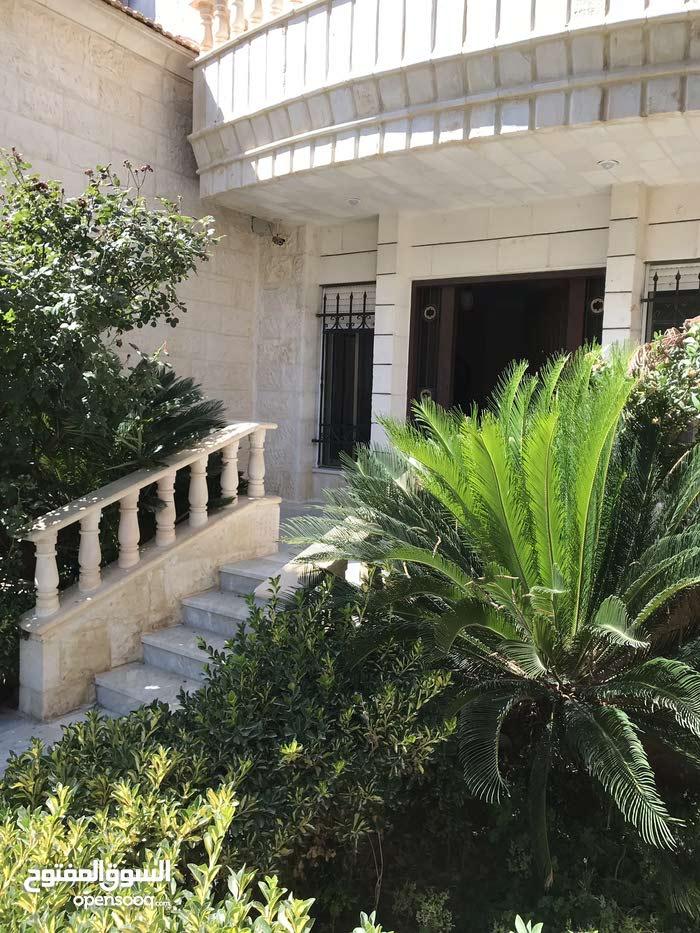 شقة ارضية الاردن -عمان - مرج الحمام