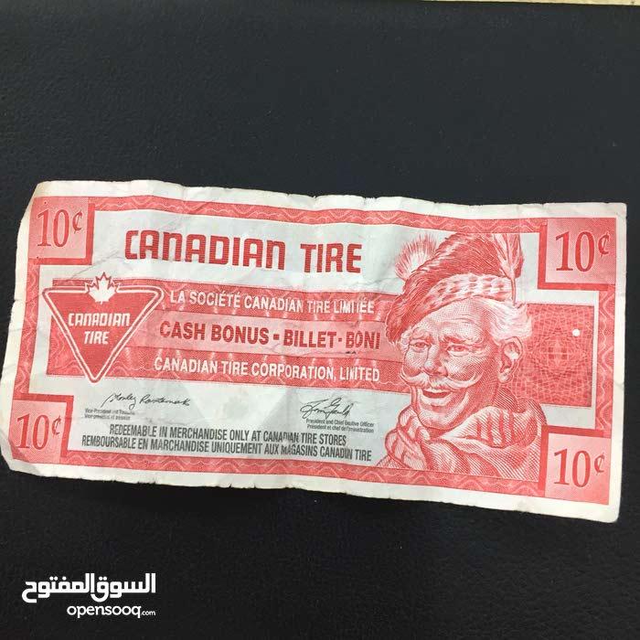 عملة كندية قديمة