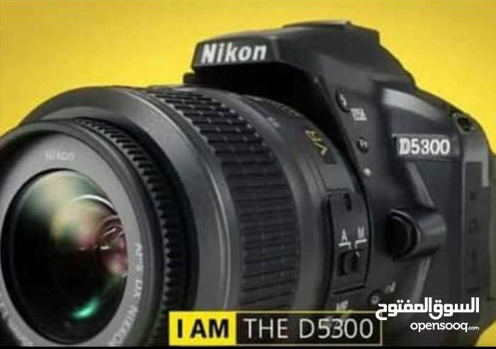 كاميرا نيكون دي5300