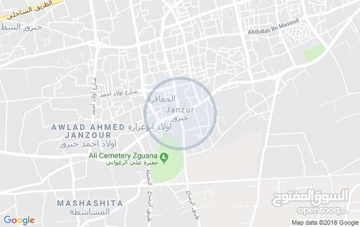Janzour neighborhood Tripoli city - 150 sqm apartment for rent