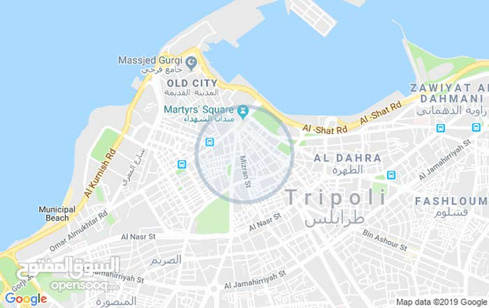Apartment property for sale Tripoli - Al Dahra directly from the owner