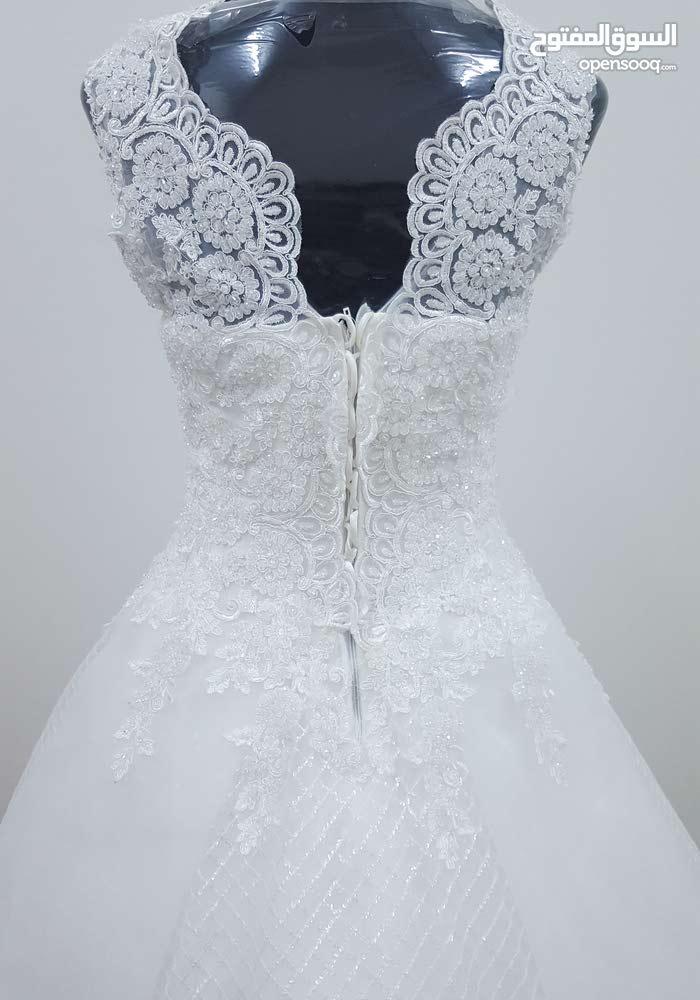 فستان زفاف راقي بعرض مغري فترة محدودة