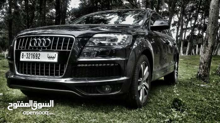 1 - 9,999 km mileage Audi Q7 for sale