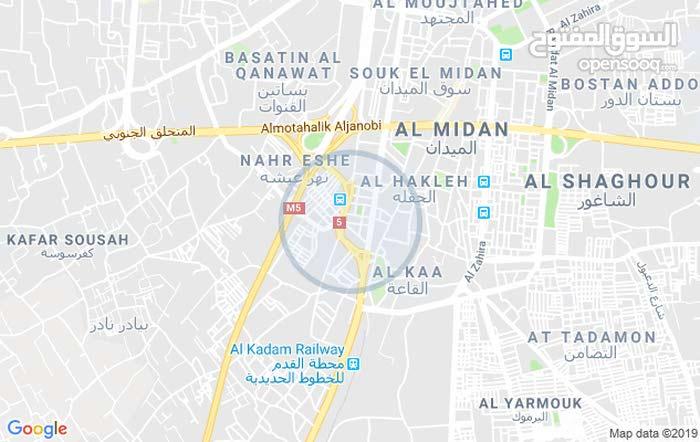 دمشق - ميدان تريا خلف مسجد تريا