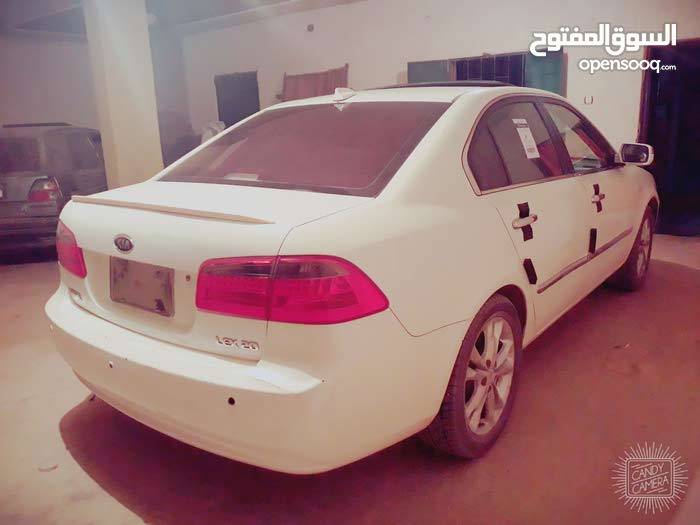 2008 Used Optima with Automatic transmission is available for sale