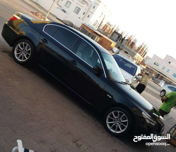 +200,000 km BMW 525 2008 for sale
