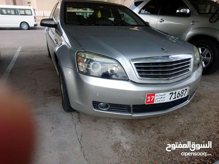 Used 2008 Caprice in Abu Dhabi