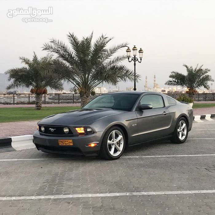 Gasoline Fuel/Power   Ford Mustang 2011