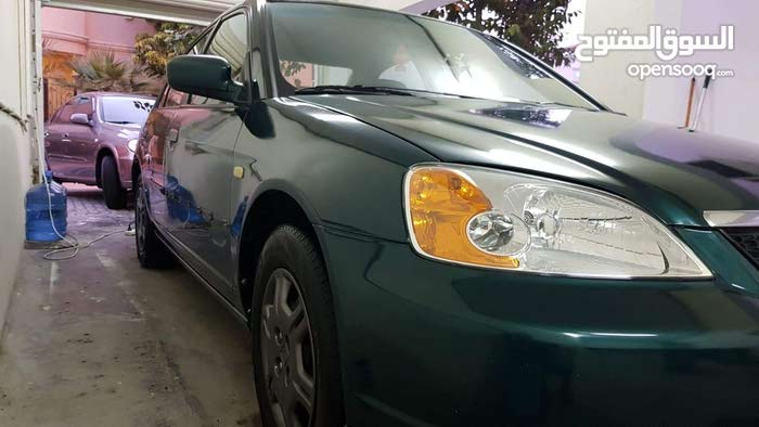 Honda Civic made in 2002 for sale