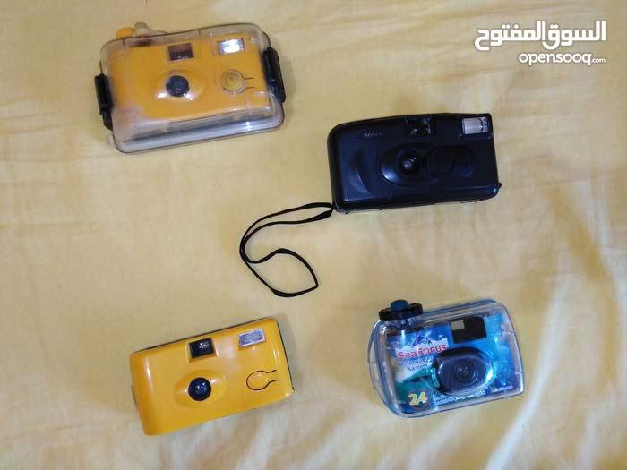 كاميرات للتصوير تحت الماء