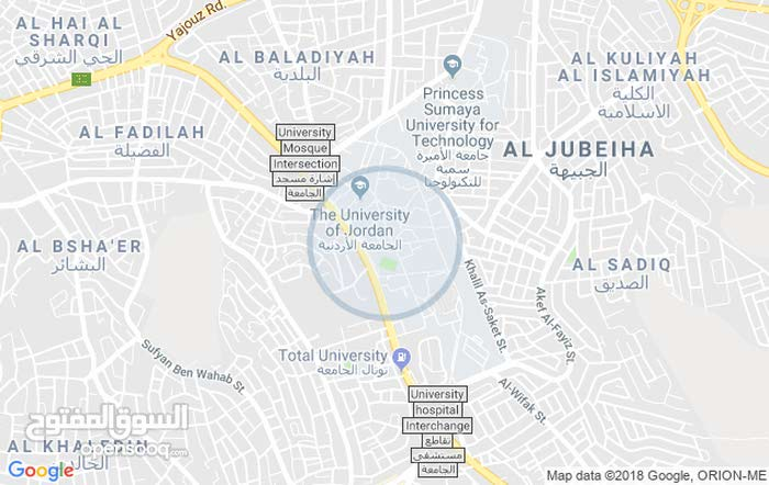 Apartment property for rent Amman - Jabal Al Zohor directly from the owner